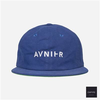 AVNIER 6 PANELS HAT - Blue JO 2020