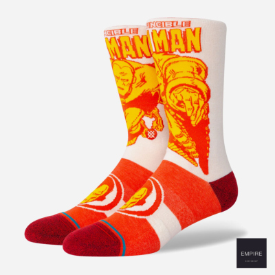 STANCE IRON MAN MARQUEE - Red