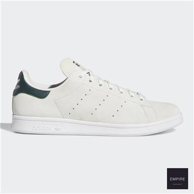 ADIDAS SKATEBOARDING STAN SMITH - Crystal white/Mineral green/Ftwr white