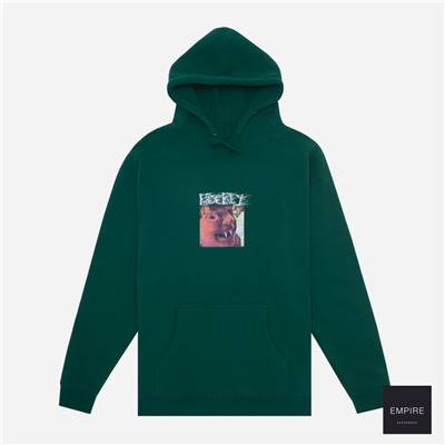 HOCKEY SOME KIND OF BALLAD HOOD - Dark Green