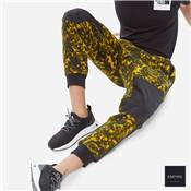 THE NORTH FACE '94 RAGE CLASSIC FLEECE PANT - Leopard yellow