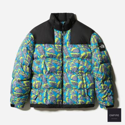 THE NORTH FACE LHOSTE JACKET - Sweet Lavender Urban By Nature Print