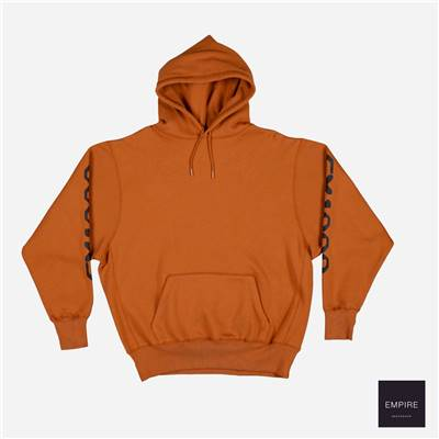 GX1000 FISH HOOD SWEAT - Copper