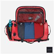 THE NORTH FACE DUFFEL BASE CAMP SMALL - Red TNF Black