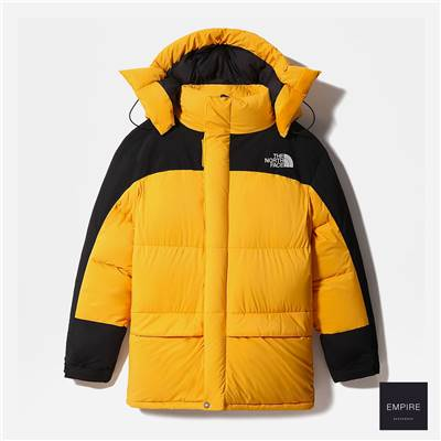THE NORTH FACE 94 RETRO HIMALAYAN FLEECE PARKA - Summit Gold