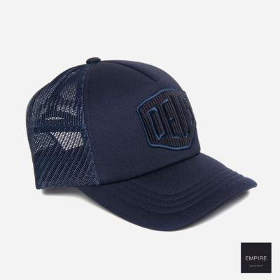 DEUS EX MACHINA HAYWARD SHIELD TRUCKER - Midnight Blue