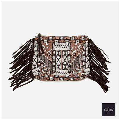 AMUSE SOCIETY GOLDEN COBA CLUTCH WALLET - Multi