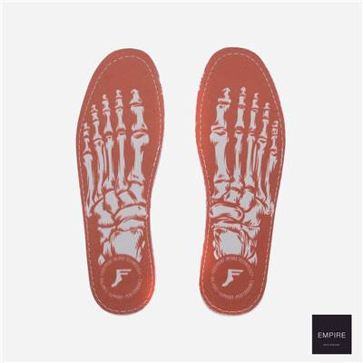 FOOTPRINT KINGFOAM SKELETON - Red