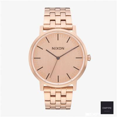 NIXON PORTER - All Rose gold
