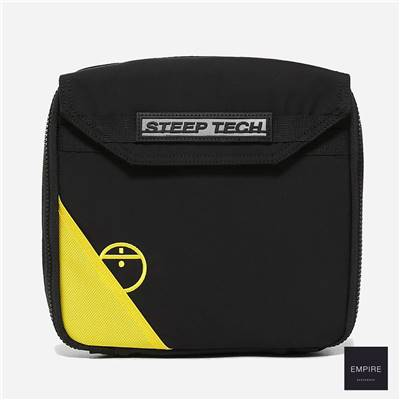 THE NORTH FACE STEEP TECH CHEST PACK - Black Lightning Yellow