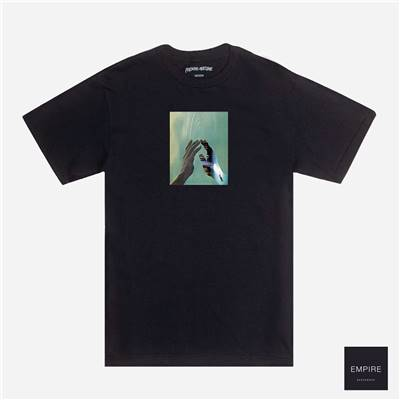 FUCKING AWESOME HAND LIGHT TEE - Black
