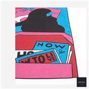 PARRA HOW TO LIVE NOW TEE - White