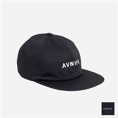 AVNIER 6 PANELS HAT - Black JO 2020