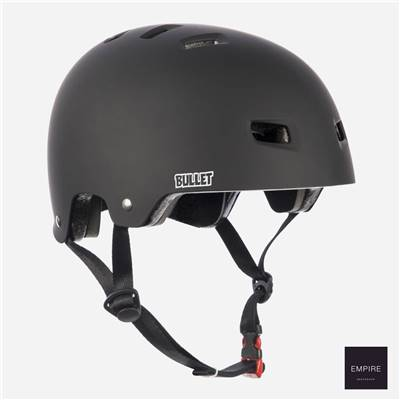 BULLET DELUXE HELMET YOUTH - Matte black
