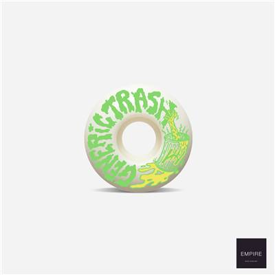 HAZE WHEELS GENERIC TRASH TEAM EDITION 54 mm