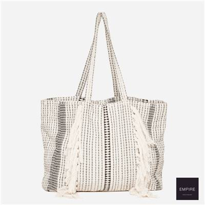 AMUSE SOCIETY GOLDEN HOUR TOTE BAG - Black