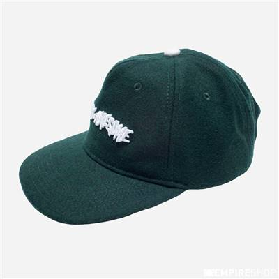 FUCKING AWESOME WOOL CLASSIC LOGO HAT - Forest Green