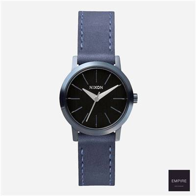 NIXON KENZI LEATHER - All indigo Natural