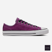 "CONVERSE CONS CTAS OX ""PERF"" - Nightfall Violet/Black/White"