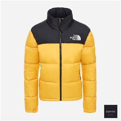 THE NORTH FACE W 1996 NUPTSE JACKET - Tnf Yellow