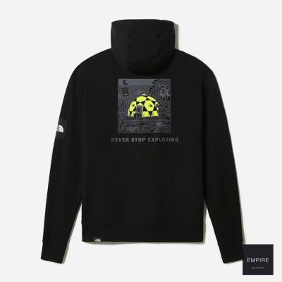 THE NORTH FACE BLACKBOX  HOOD - Tnf Black