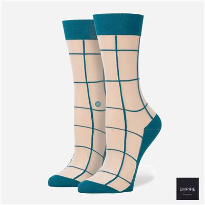STANCE RETRO - Teal