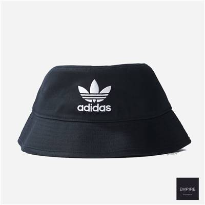 ADIDAS SKATEBOARDING BUCKET HAT AC - Black White