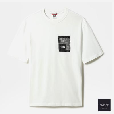 THE NORTH FACE BLACKBOX CUT TEE - Tnf White