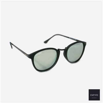 MOKEN TWINDROP - Black Grey Polarized