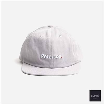 PATERSON OG LOGO HAT - Grey