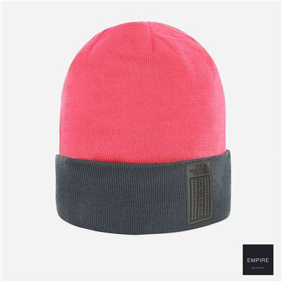 THE NORTH FACE '94 RAGE BEANIE - Rose Red