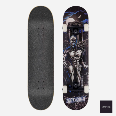 "TONY HAWK SKATEBOARDS SIGNATURE SERIES ""HIGHWAY"" COMPLETE 7.5"""
