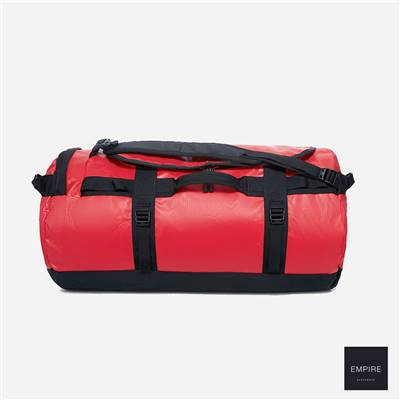 THE NORTH FACE DUFFEL BASE CAMP MEDIUM - Red TNF Black