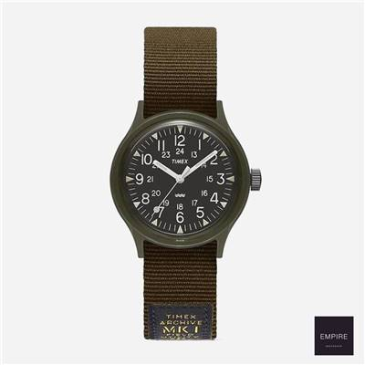 TIMEX MK1 RESIN 36 MILITARY - Army Green