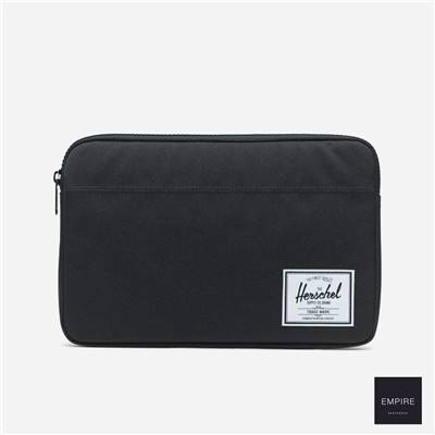 "HERSCHEL ANCHOR SLEEVE NEW MACBOOK 13"" SLEEVE - Black"