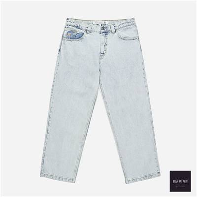POLAR 93'S JEAN DENIM LIGHT BLUE