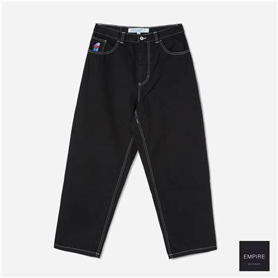 POLAR BIG BOY JEANS - Black